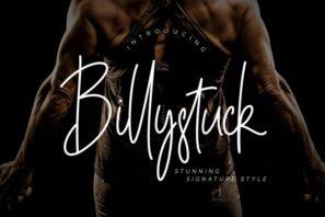 Billystuck Signature