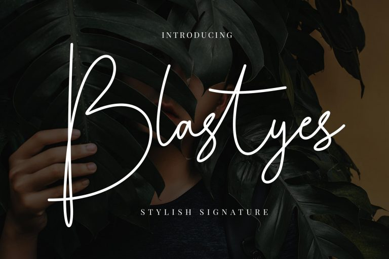 Preview image of Blastyes Signature