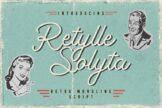 Last preview image of Retylle Solyta Monoline