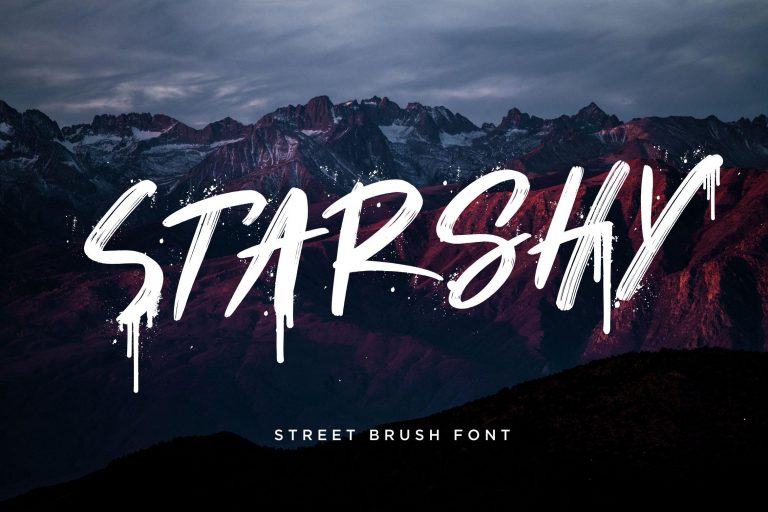 Preview image of Starshy Street Brush
