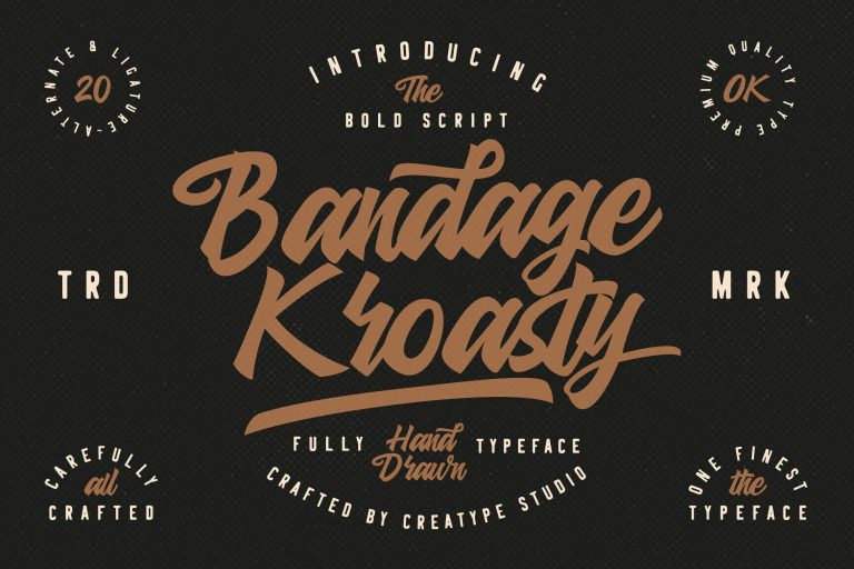Preview image of Bandage Kroasty Script