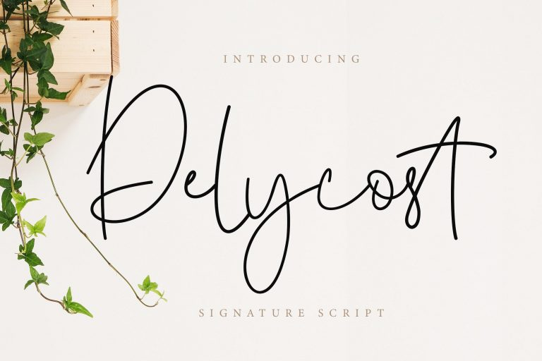 Preview image of Delycost Signature Style