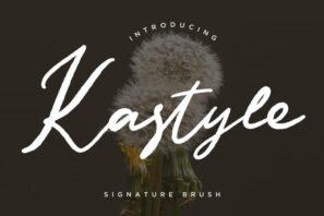 Kastyle Signature Brush