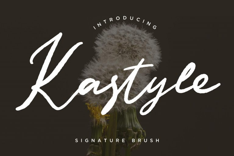 Preview image of Kastyle Signature Brush