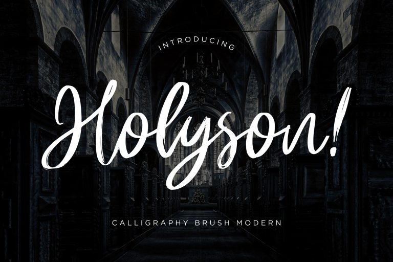 Preview image of Holyson Calligraphy Brush