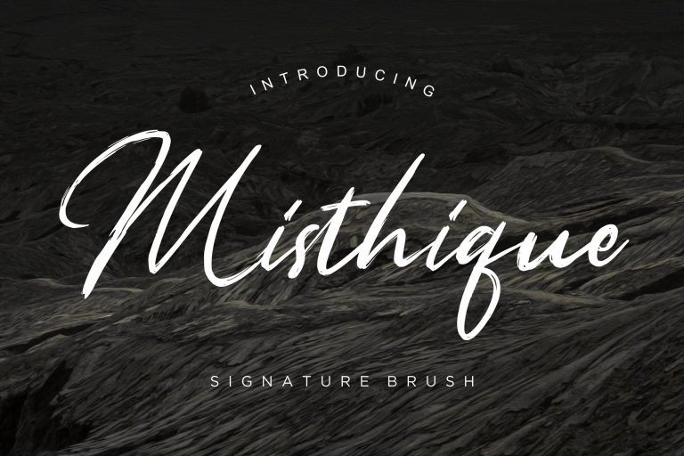 Preview image of Misthique Signature Brush
