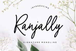 Ranjally Monoline Signature