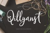 Last preview image of Qillyanst Signature Calligraphy