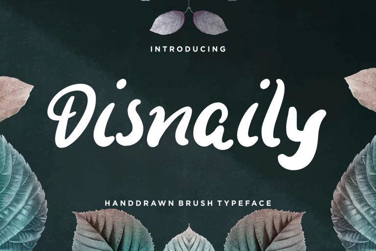 Preview image of Disnaily Handdrawn Brush