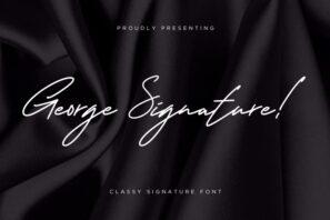 George Signature Classy