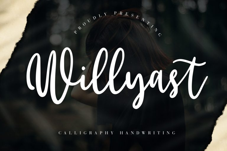 Preview image of Willyast Calligraphy Handwriting