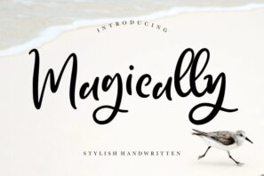 Magically Stylish Handwritten