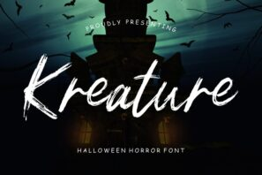 Kreature Halloween Horror