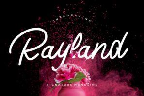 Rayland Signature Monoline