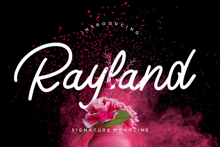 Preview image of Rayland Signature Monoline