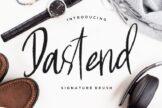 Last preview image of Dastend Signature Brush