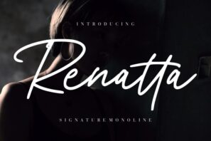 Renatta Signature Monoline