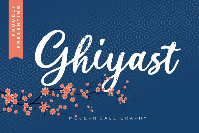 Preview image of Ghiyast Modern Calligraphy
