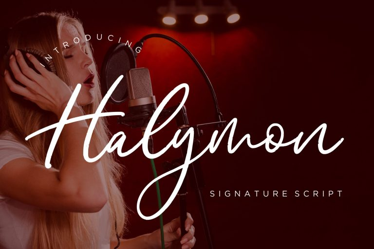 Preview image of Halymon Signature Script