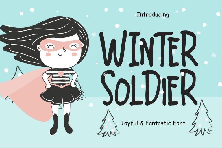 Preview image of Winter Soldier Joyful & Fantastic