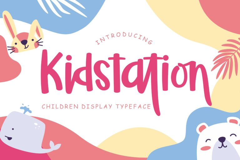 Preview image of Kidstation Fun Children Display
