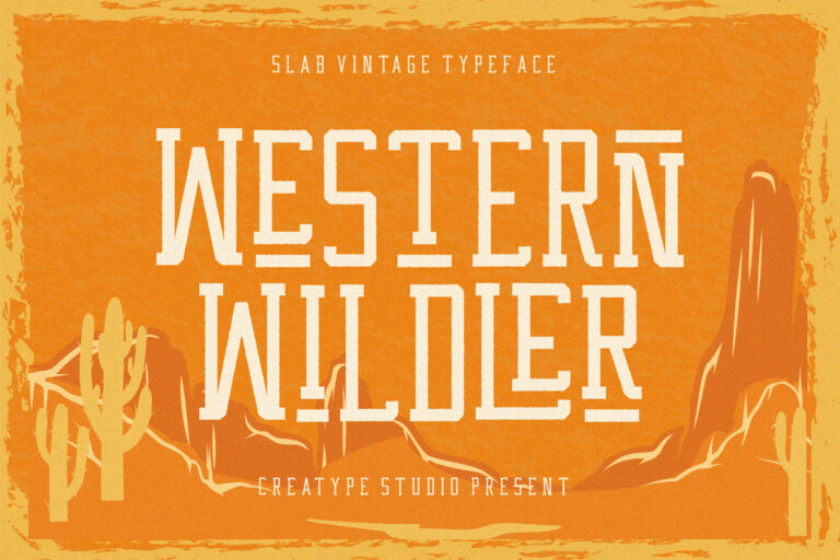 Preview image of Western Wildler Slab Vintage