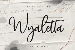 Wyaletta Signature Script