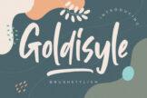 Last preview image of Goldisyle Brush Stylish