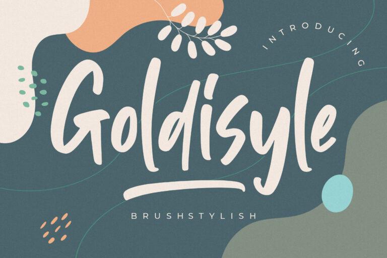 Preview image of Goldisyle Brush Stylish