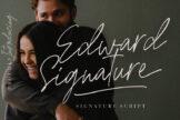 Last preview image of Edward Signature Script