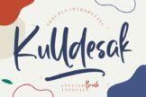 Last preview image of Kulldesak Stylish Brush