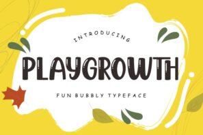 Playgrowth Fun Display