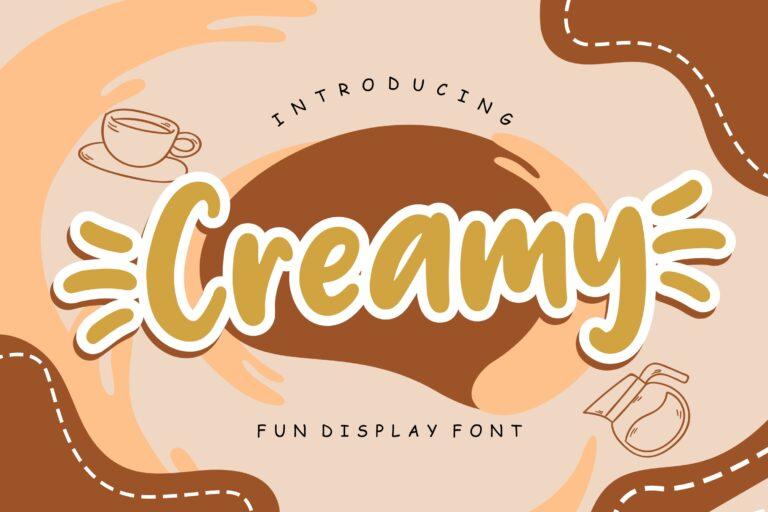 Preview image of Creamy Fun Children