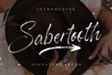 Last preview image of Sabertooth Signature Brush