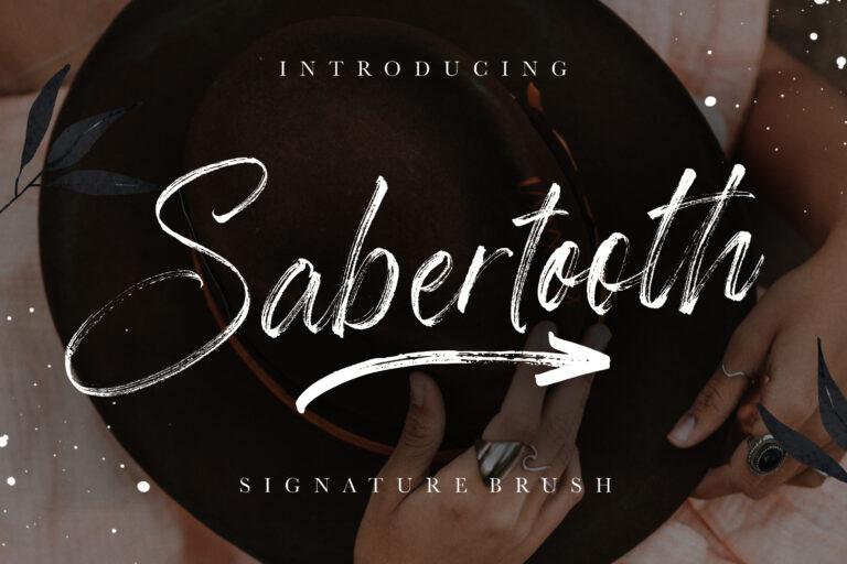Preview image of Sabertooth Signature Brush