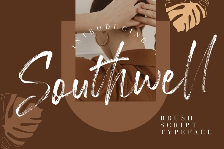Preview image of Southwell Brush Script