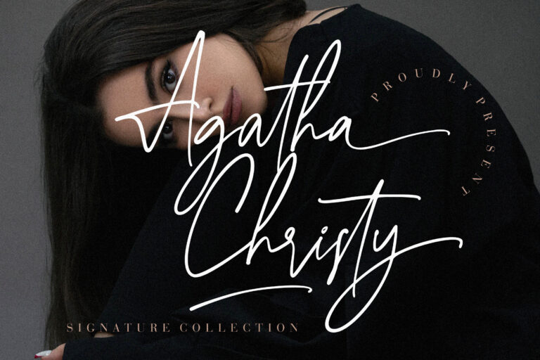Preview image of Agatha Christy Signature Collection