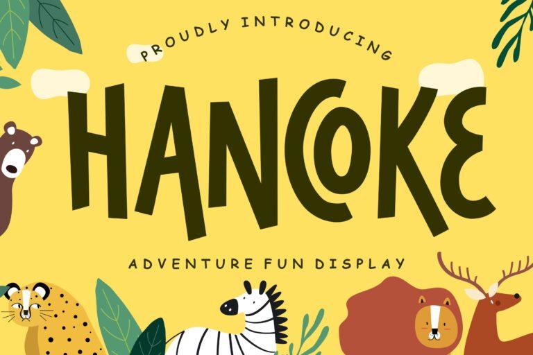 Preview image of Hancoke Adventure Fun Display
