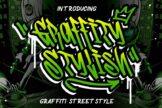 Last preview image of Graffity Stylish Graffiti Street Style