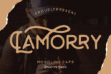 Last preview image of Lamorry Monoline Caps