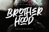 Last preview image of Brotherhood Brush Marker