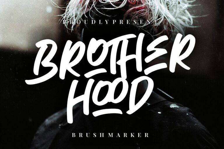 Preview image of Brotherhood Brush Marker
