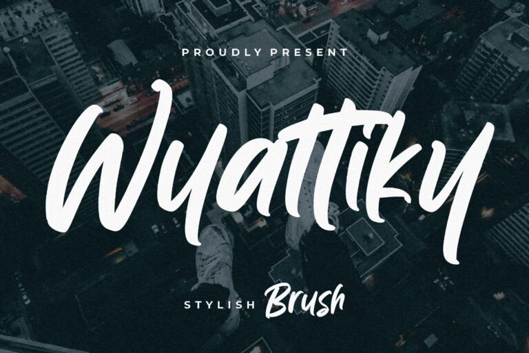 Preview image of Wyattiky Stylish Brush