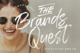 Last preview image of The Brands Quest Signature Brush