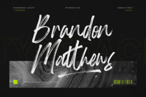 Brandon Matthews Handbrush Script