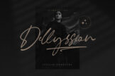 Last preview image of Dellyssion Stylish Signature