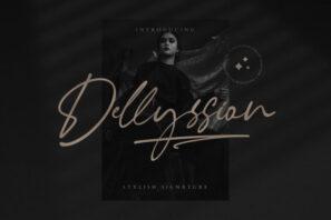 Dellyssion Stylish Signature