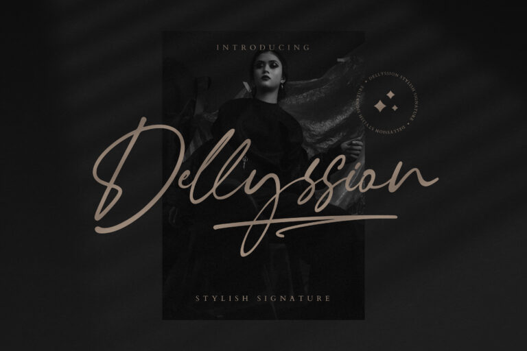 Preview image of Dellyssion Stylish Signature