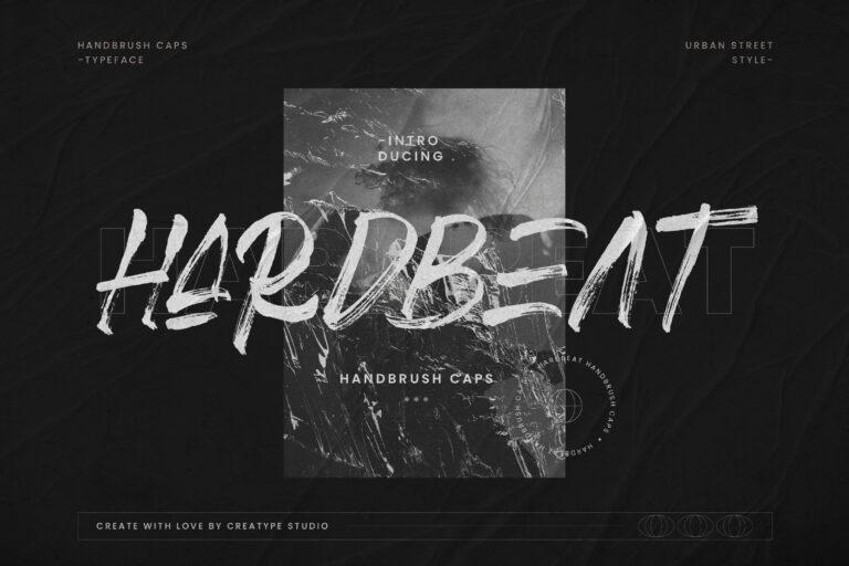 Preview image of Hardbeat Handbrush Caps