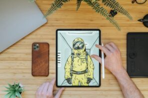 picture of 9 Important Aspects to Look For in a Tablet for Graphic Design